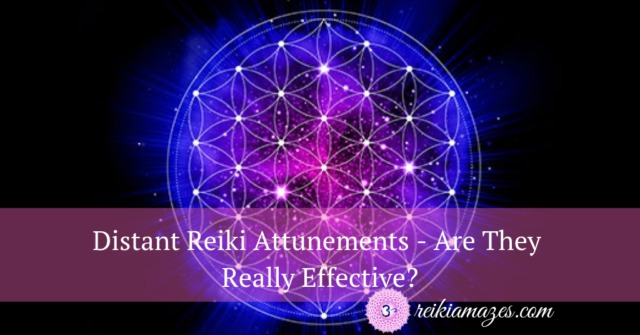 Distant Reiki Attunements – Are They Really Effective?