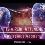 what is a reiki attunement