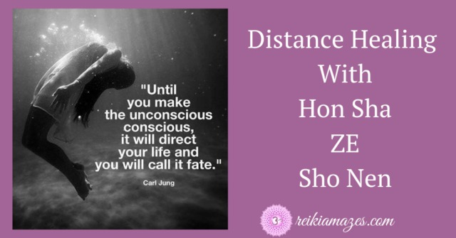"""Does Reiki Distance Healing Work?""+ All About The symbol Hon Sha Zen sho Nen."