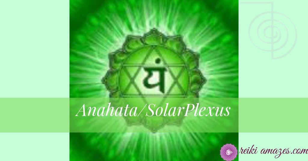 anahata-solar plexus chakra