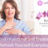 26 reiki points refresh yourself everyday