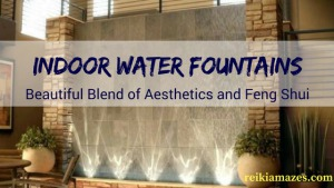 Indoor water Fountains – Beautiful Blend of Aesthetics and Feng Shui