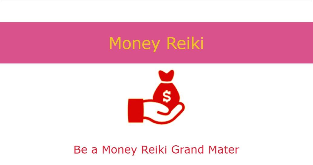 Be a Reiki Grand Master