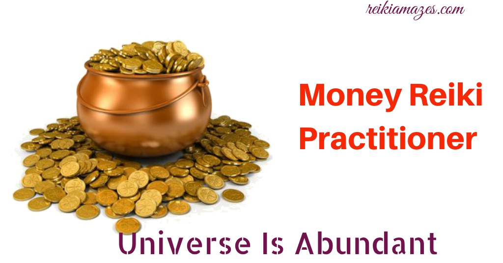 feature image of money reiki practitioner