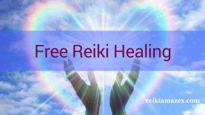 Free Reiki Healing – Request a Reiki !!