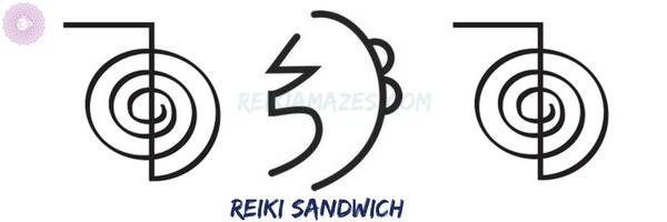 Reiki Sandwich