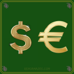 DOLLAR EURO MONEY REIKI