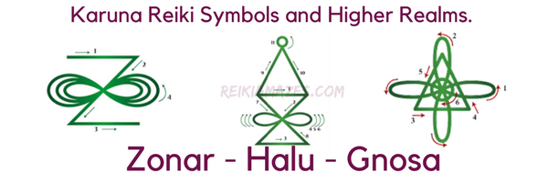 Karuna Reiki Symbols Keys To Higher Realms Reiki Amazes