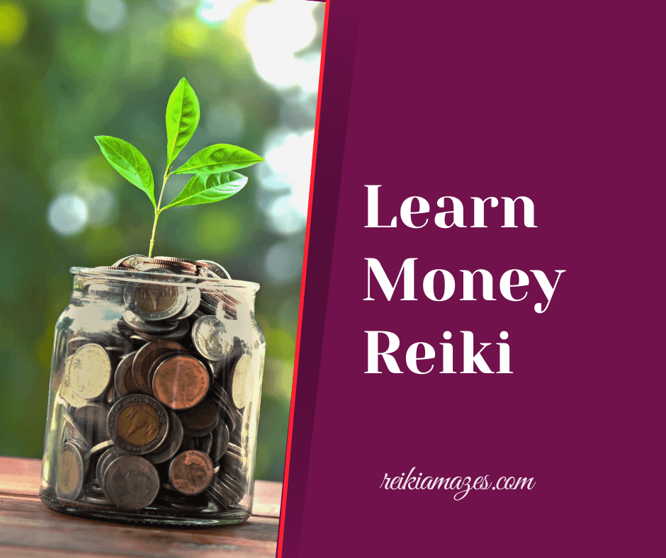 learn money reiki
