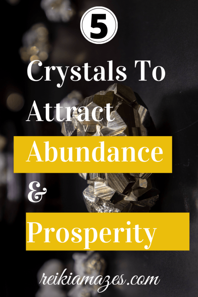 Pinterest - 5 Crystals To Attract Anundance (2)