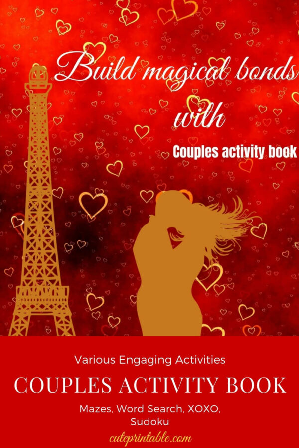 Build Magical Bonds With Couples Activity Book (1)
