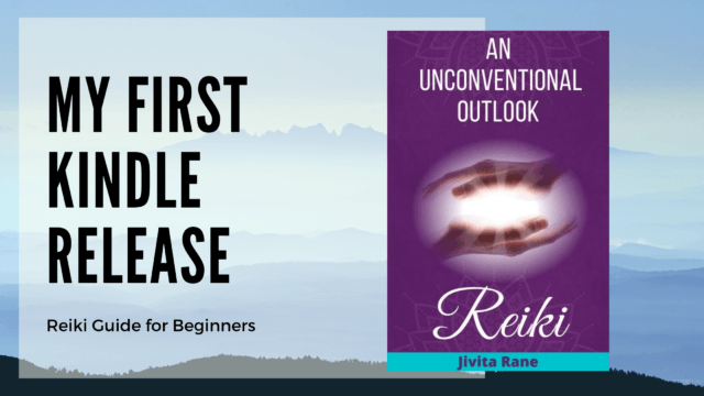 My First Kindle Release
