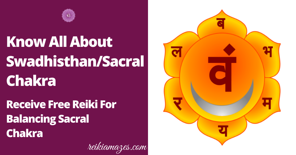 Sacral Chakra -Feature Image