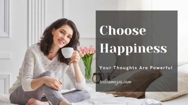 Thoughts Are Powerful : Can Affect Your Life