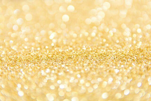 bright golden sunlight