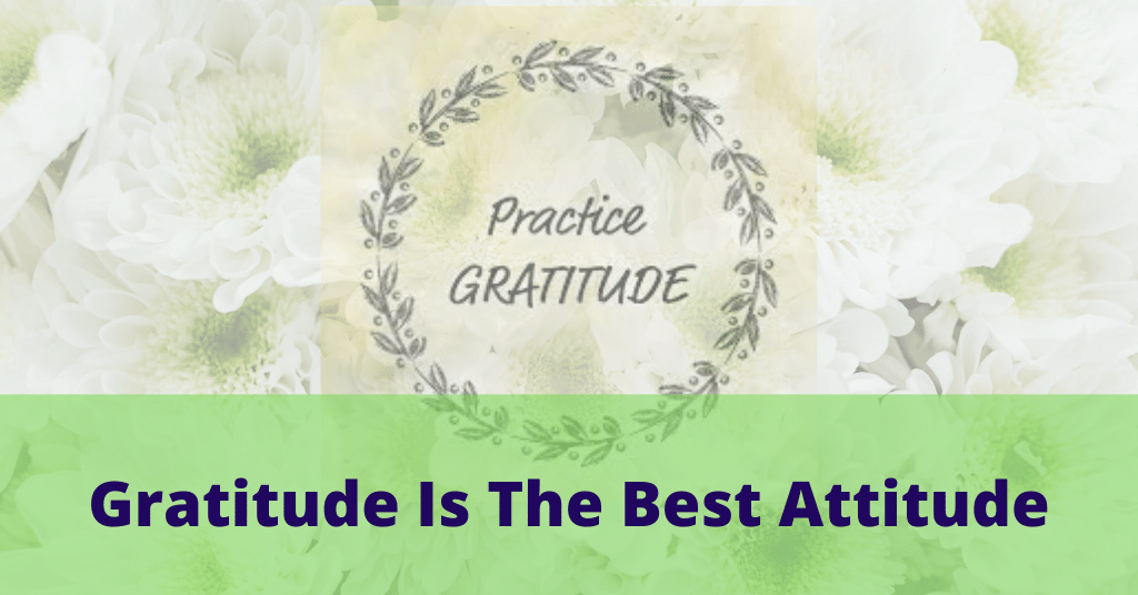 positive affirmations for gratitude